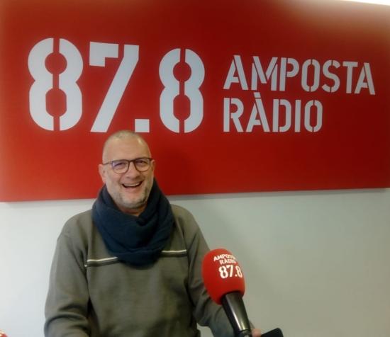 Societat Musical La Unió Filharmònica d´Amposta > Notícies > La Ciutat al dia, d´Amposta Ràdio, entrevista a Carles Royo