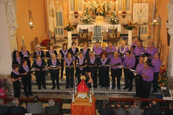 Societat Musical La Unió Filharmònica d´Amposta > Arxiu de notícies > MISSA DE LA CORONACIÓ CANÒNICA DE LA MARE DE DÉU DE L´ALDEA