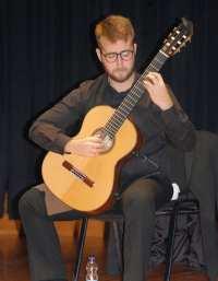 Galeria de fotos del recital de guitarra de Ferran Talarn