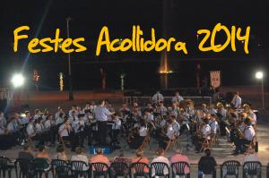 Concert de la Banda de Música de la Fila a les Festes de l´AAVV L´Acollidora