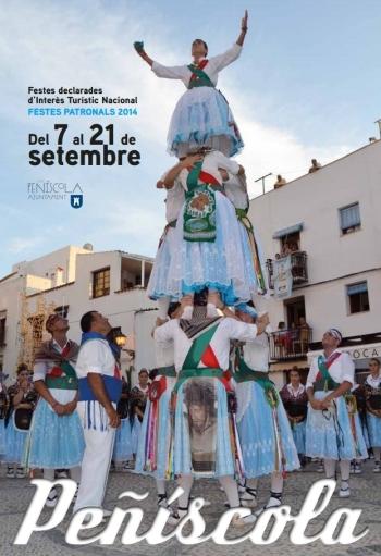 Societat Musical La Unió Filharmònica d´Amposta > Arxiu de notícies > La Coral Aquae de la Fila a les Festes patronals de Penyíscola