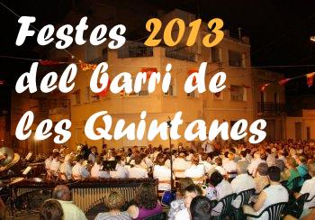 Festes del Barri de les Quintanes