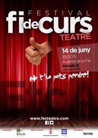 Festival de fi de curs de l´Escola de Teatre i Circ d´Amposta