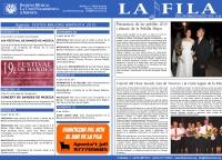 Societat Musical La Unió Filharmònica d´Amposta > Full informatiu > FULL INFORMATIU AGOST 2010