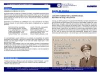 Societat Musical La Unió Filharmònica d´Amposta > Full informatiu > FULL INFORMATIU MAIG 2009