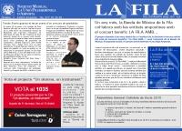 Societat Musical La Unió Filharmònica d´Amposta > Full informatiu > FULL INFORMATIU MARÇ 2010
