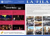 Societat Musical La Unió Filharmònica d´Amposta > Full informatiu > Full informatiu OCTUBRE 2010