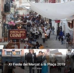 Galeria de fotos de la XI edició de la Festa del Mercat a la Plaça d´Amposta