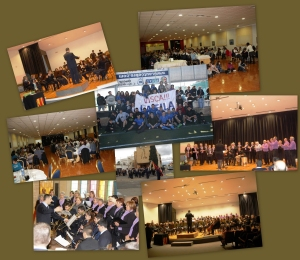 Galeria de fotos dels actes de Santa Cecília 2015