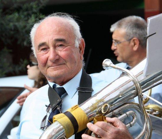 Societat Musical La Unió Filharmònica d´Amposta > Notícies > Nota de condol per la mort del músic Alberto Martí Fonollosa