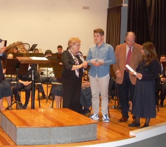 Societat Musical La Unió Filharmònica d´Amposta > Arxiu de notícies > Entrega del Guardó a la Qualitat Musical Ampostina Torres-Soriano