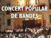 CONCERT POPULAR DE BANDES