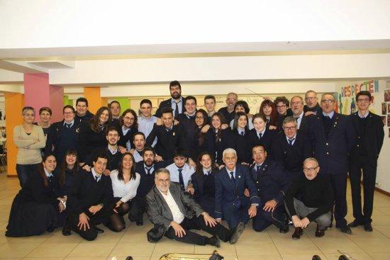 Societat Musical La Unió Filharmònica d´Amposta > Notícies > Un any més, Igualada