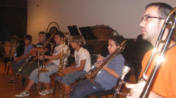 Societat Musical La Unió Filharmònica d´Amposta > Arxiu de notícies > XVII JORNADES MUSICALS