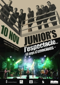 JUNIOR´S. L´espectacle, 60 anys d´emocions