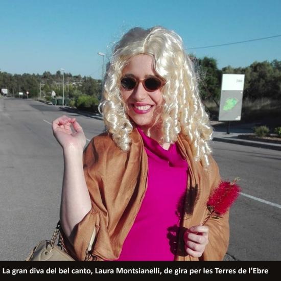 Societat Musical La Unió Filharmònica d´Amposta > Notícies > La gran diva del bel canto, Laura Montsianelli, assistirà a la Troba de bandes juvenils