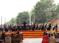 LA BANDA DE MÚSICA A LES FESTES DE SANT MARC DE  MASPUJOLS