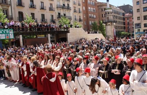 Societat Musical La Unió Filharmònica d´Amposta > Arxiu de notícies > XV FESTA DE MOROS I CRISTIANS DE LLEIDA