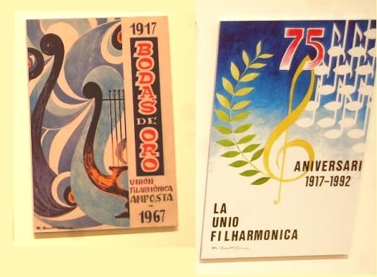 Societat Musical La Unió Filharmònica d´Amposta > Notícies > Mort l´artista ampostí Emili Bonet
