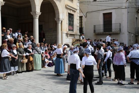 Societat Musical La Unió Filharmònica d´Amposta > Notícies > Festa del Mercat a la Plaça 2018