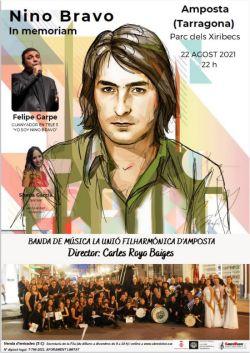 Ja estan disponibles les entrades per al concert NINO BRAVO In Memoriam