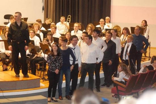Societat Musical La Unió Filharmònica d´Amposta > Notícies > Les 9enes Colònies Musicals de la Unió Filharmònica d'Amposta acullen 135 alumnes