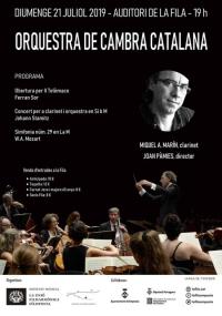 Concert de l´Orquestra de Corda Catalana