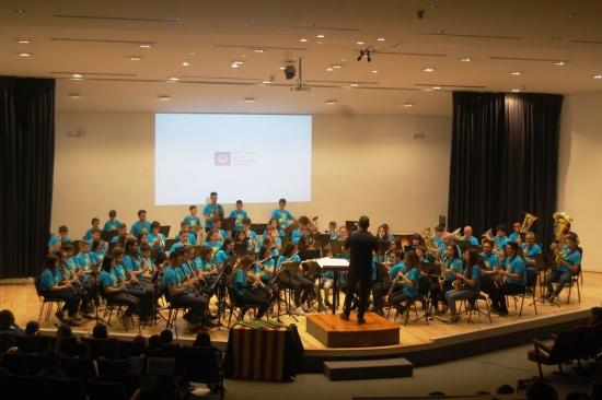 Societat Musical La Unió Filharmònica d´Amposta > Notícies > Tornen les colònies musicals
