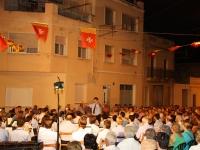 CONCERT DE LA BANDA DE MÚSICA A LES FESTES DEL BARRI DE LES QUINTANES 2011