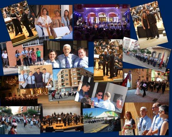 Societat Musical La Unió Filharmònica d´Amposta > Notícies > Festes Majors Amposta 2018