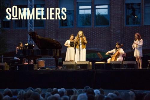 Societat Musical La Unió Filharmònica d´Amposta > Arxiu de notícies > SOMMELIERS tancarà l´edició 2016 del Cicle de Música Ciutat d´Amposta