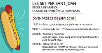 Les Set per Sant Joan 2018
