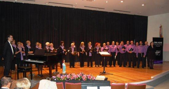 Societat Musical La Unió Filharmònica d´Amposta > Arxiu de notícies > UNA SANTA CECÍLIA MOLT ESPECIAL