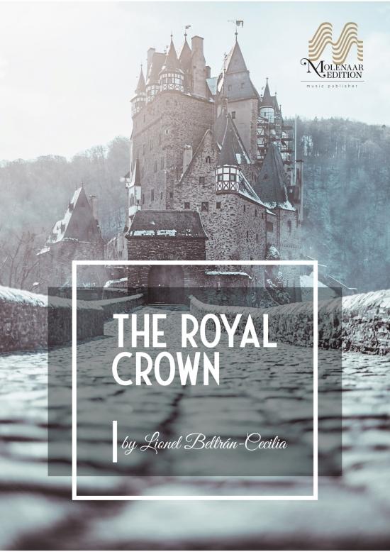 Societat Musical La Unió Filharmònica d´Amposta > Notícies > Lionel Beltrán Cecília presenta La Corona Royal