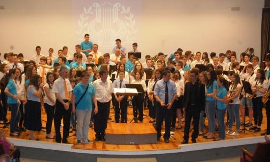 """Societat Musical La Unió Filharmònica d´Amposta > Arxiu de notícies > La Trobada de Bandes Juvenils de Catalunya """"Ciutat d´Amposta"""" arriba a la seva XVIII edició"""