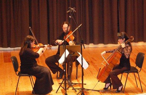 Societat Musical La Unió Filharmònica d´Amposta > Arxiu de notícies > MÚSICA DE CAMBRA AMB EL TRIO ILERCA