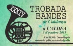 34a Trobada de Bandes de Música de Catalunya
