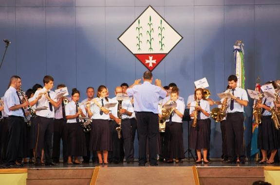 Societat Musical La Unió Filharmònica d´Amposta > Arxiu de notícies > 30ena TROBADA DE BANDES DE MÚSICA DE CATALUNYA A ALCANAR