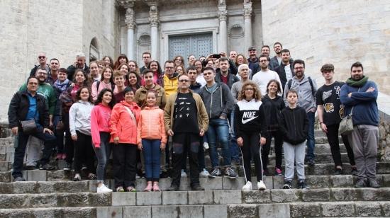 Societat Musical La Unió Filharmònica d´Amposta > Notícies > Escapada al Pirineu de Girona