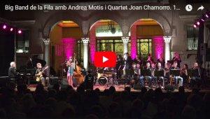 Concert Andrea Motis & Quartet Joan Chamorro i Big Band de la Fila