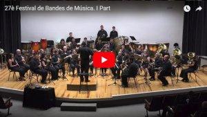 27è Festival de Bandes de Música - Vídeos