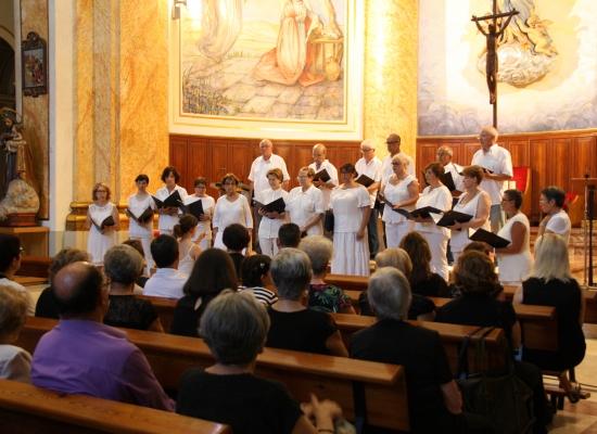 Societat Musical La Unió Filharmònica d´Amposta > Notícies > Ens visita la Societat Coral de Montornès del Vallès