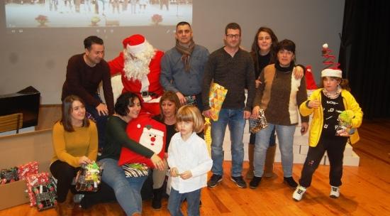 Societat Musical La Unió Filharmònica d´Amposta > Notícies > Ens visita el Pare Noël