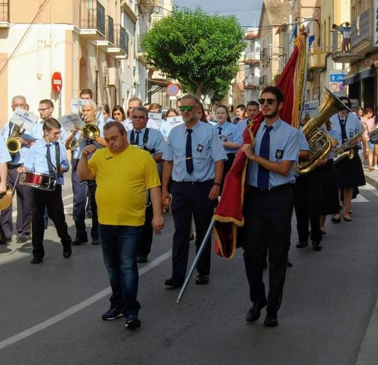 Societat Musical La Unió Filharmònica d´Amposta > Notícies > Ens ha deixat Xavi Fuster