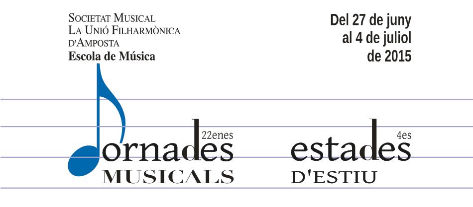 Logotip de les jornades